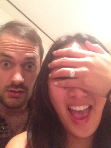 Laura's Engaged!